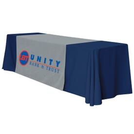 "57"" Standard Table Runner – Two Color Thermal Imprint"