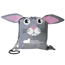 Paws N Claws Sportpack-Bunny