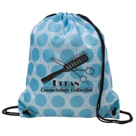 Chic Drawstring Backpack