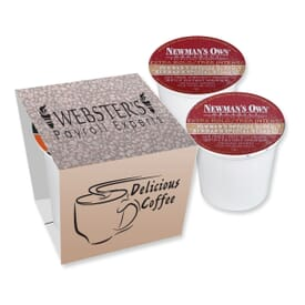 Single-Serve Coffee Pod