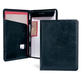 Chairman Leather Padfolio