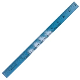 "12"" Wooden Mood Ruler"