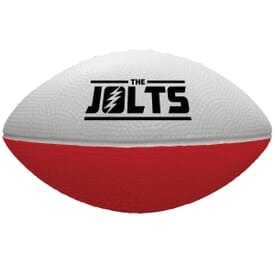 Mini Two-Toned Foam Football