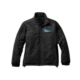 ON SALE-Harriton® Essential Polyfill Jacket - Men's