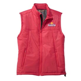 Harriton Essential Polyfill Vest - Men's