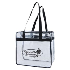 All Clear Messenger Tote