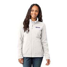 Eddie Bauer® Wind Resistant Full-Zip Fleece Jacket