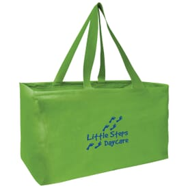 Large Utility Tote- Solid