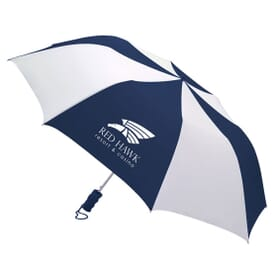 Barrister Small Folding Auto-Open Umbrella