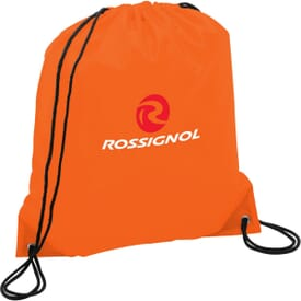 The Oriole Drawstring Cinch Backpack
