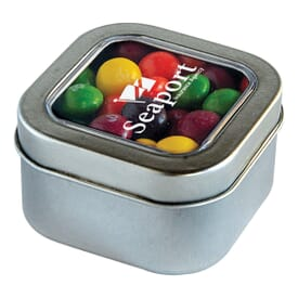 Large Square Tin- Skittles®