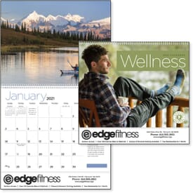 ON SALE-Triumph® Calendars-Wellness