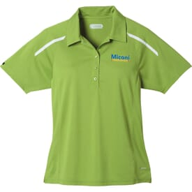 Nyos Short Sleeve Polo-Women's