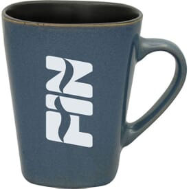 Sterling Mug W/ Black Matte Interior