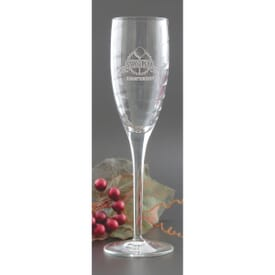 Four Piece Romantica Champagne Glass Gift Set