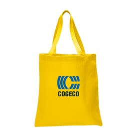 Canvas Promotional Tote Bag