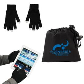 Touchscreen Gloves- Large Size