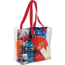 Rally Clear Tote