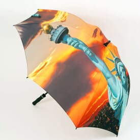 "Full Color 62"" Umbrella"