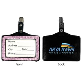 Bling ID Tag- Full Color (Closeout)