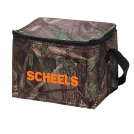 Outdoor Camo 6-Pack Cooler