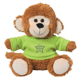 "6"" Marvelous Monkey With Shirt"