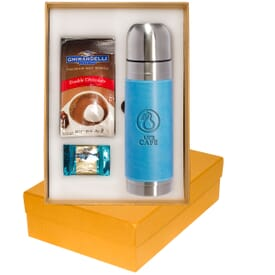 Ghirardelli® & Tuscany™ Thermos Gift Set