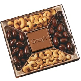 Small Custom Chocolate Confection Gift Box