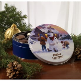 Collector Tin With Gourmet Cookies
