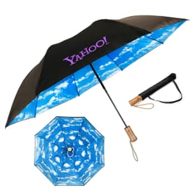 Undercover Blue Sky Umbrella