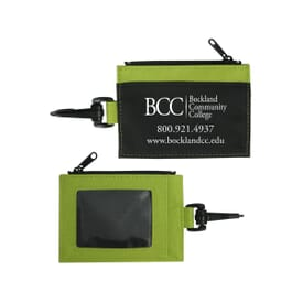 Collegiate Clear View ID Holder