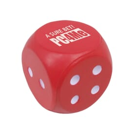 Lucky Dice Stress Reliever