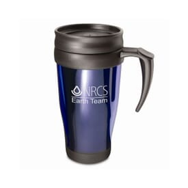 15 oz Translucent Travel Mug