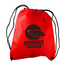 15 X 18 Non Woven Drawstring Back Pack