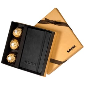Ferrero Rocher® Chocolate & Junior Tuscany™ Journal Gift Set