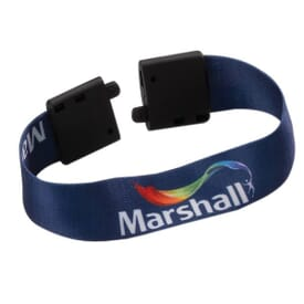 "3/4"" Dye-Sublimated Wristband W/Ph5 Convenience Release"