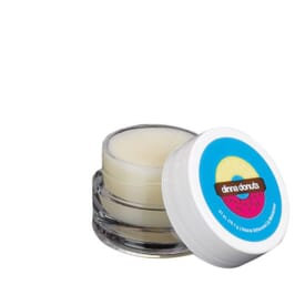 Natural Lip Balm In Single Jar (Black Or White Cap)