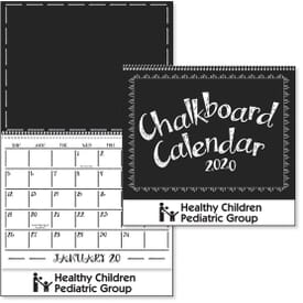 ON SALE-Chalkboard Calendar