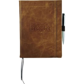 Field & Co.™ Cambridge Refillable Notebook