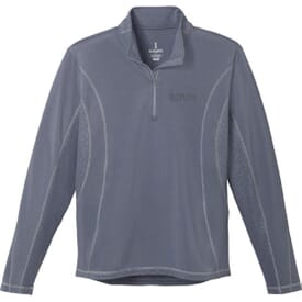 Caltech Knit Quarter Zip Men's