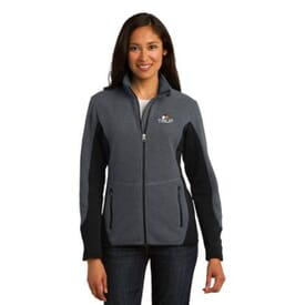 Port Authority® R-Tek® Pro Fleece Full Zip Jacket- Ladies'