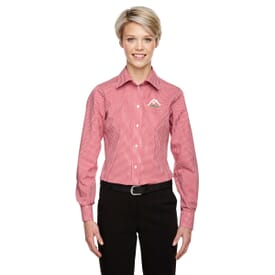 Devon & Jones® Crown Collection Gingham Check-Ladies'