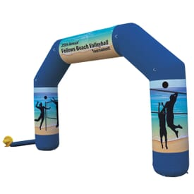 Jumbo Arch Inflatable Wrap Kit