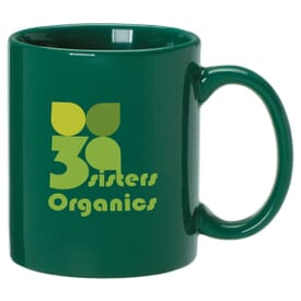 11 oz USA Mug - Colors