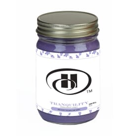 10 Oz. Aromatherapy Candle In Mason Jar
