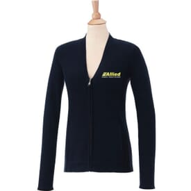 Ladies' Lockhart Full Zip Sweater