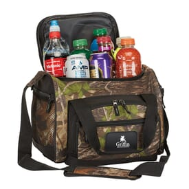 12-Can Convertible Duffel Cooler- Prints