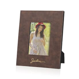 "Attache - Leatherette 4""X6"" Picture Frame"