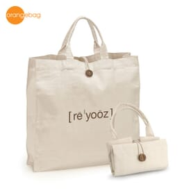 Orangebag Fold-Up Tote
