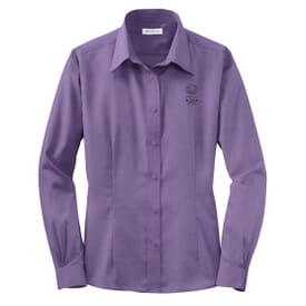 Red House® Non-Iron Pinpoint Oxford- Ladies'
